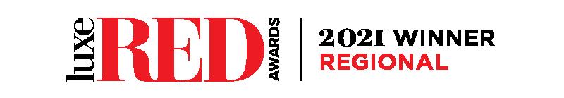 Luxe Red Awards 2021 Regional Winner