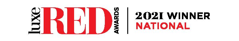 Luxe Red Awards 2021 National Winner